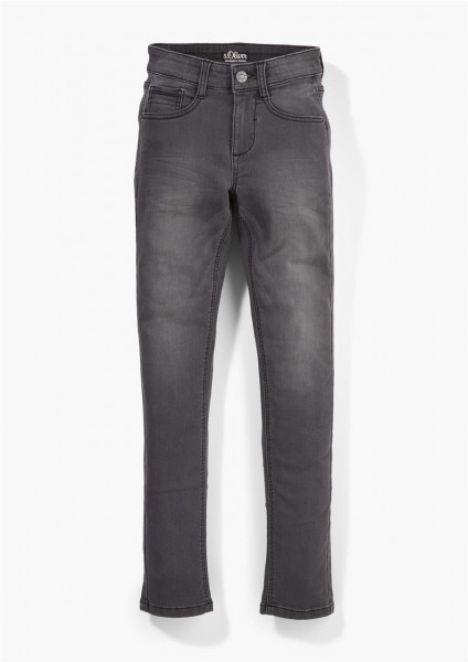 Skinny Fit: Super skinny-leg Jeans