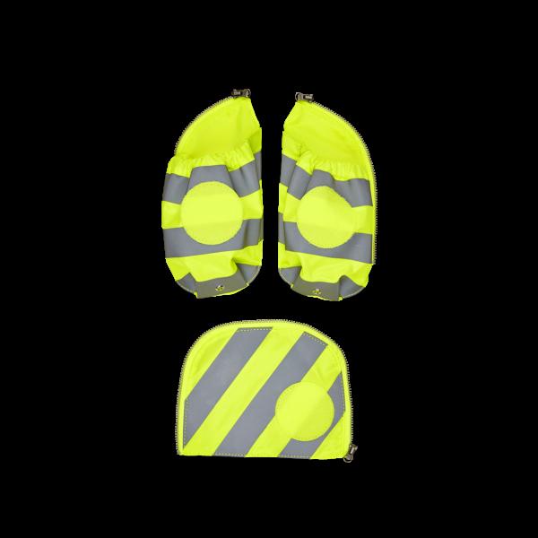 Seitentaschen Zip-Set mit Reflektorstreifen
