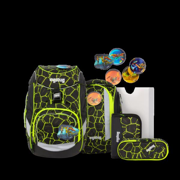 pack Schulrucksack-Set DrachenfliegBär
