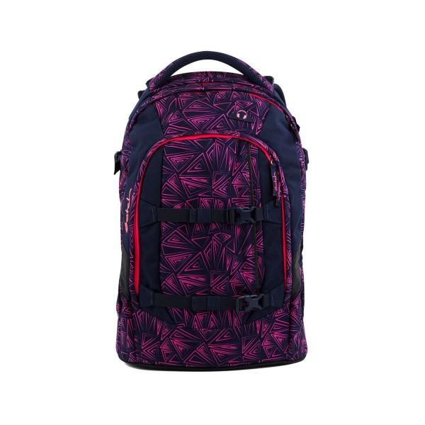 pack-Schulrucksack Pink Bermuda