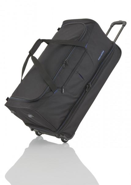 BASICS Trolley-Reisetasche, erweiterbar, 70cm