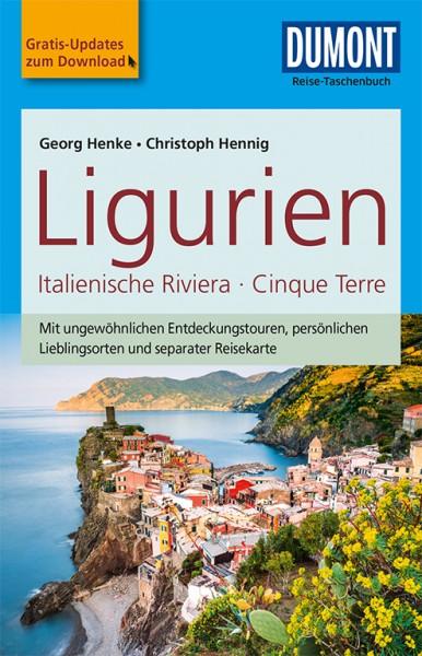 Reise-Taschenbuch Ligurien