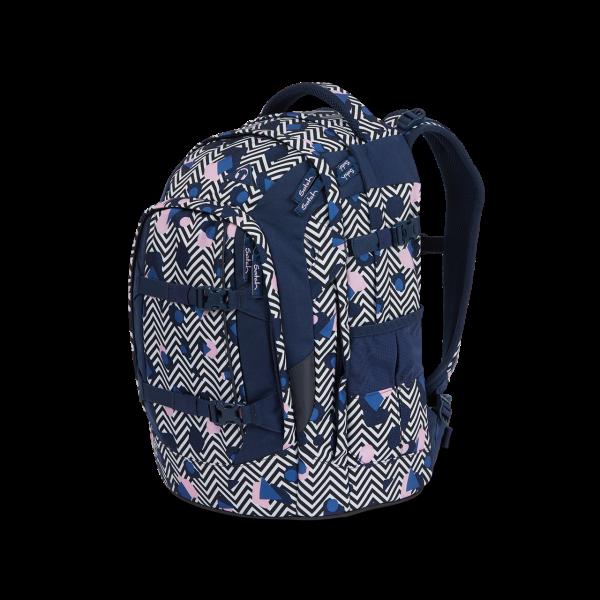 pack-Schulrucksack Stoney Mony