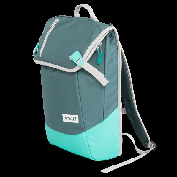 Daypack, Aurora Green