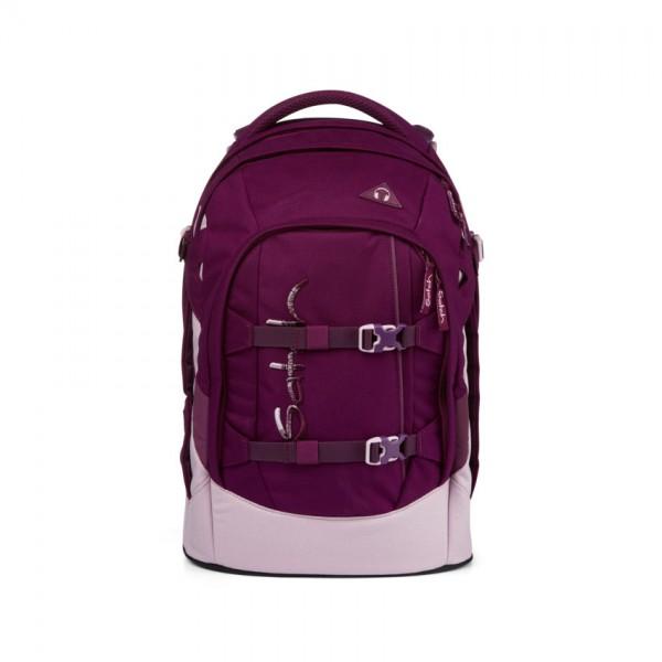 pack-Schulrucksack Solid Purple