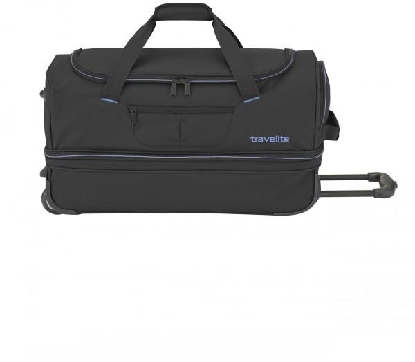 BASICS Trolley-Reisetasche, erweiterbar, 55 cm