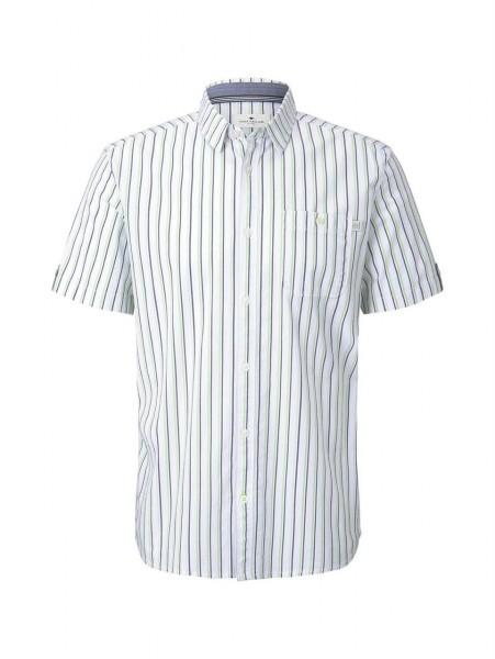 floyd stretch stripe shirt