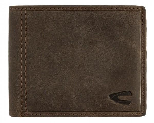 Jeans Börse Vietnam, braun RFID Safe