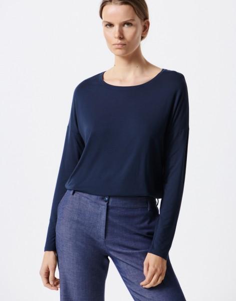 Oversize Shirt Kisala, smart blue