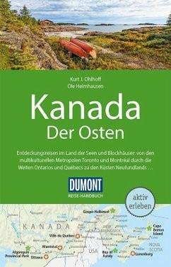 Reise-Handbuch Kanada- Der Osten