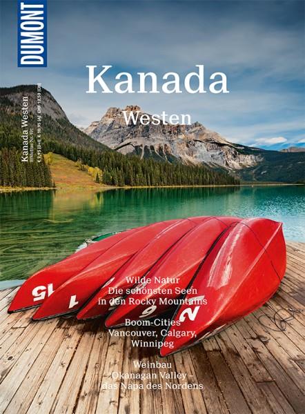 Bildatlas 191 Kanada Westen