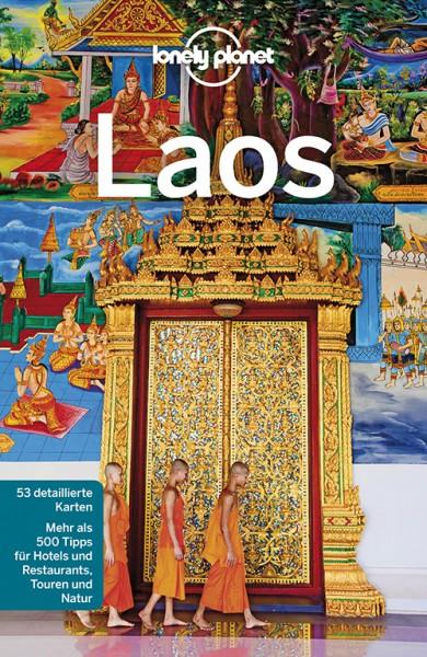 Reiseführer Laos 4 D