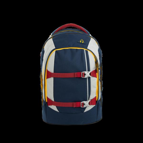 pack-Schulrucksack Flash Hopper