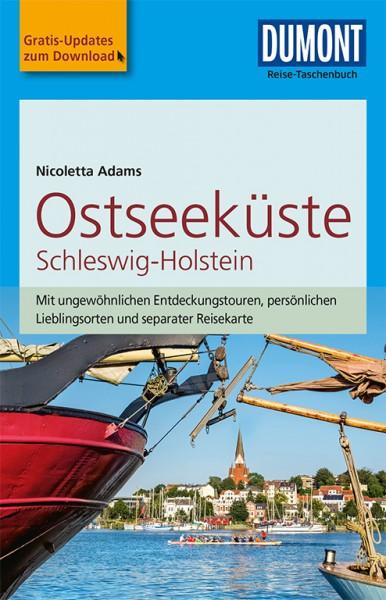 Reise-Taschenbuch Ostseeküste