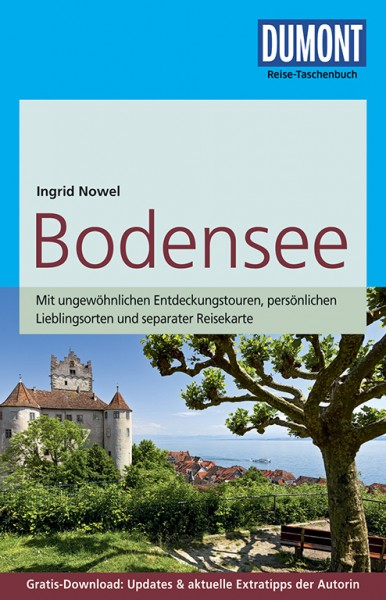 Reise-Taschenbuch Bodensee