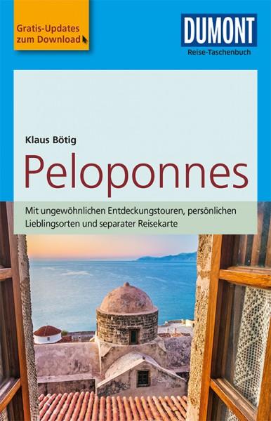 Reise-Taschenbuch Peloponnes