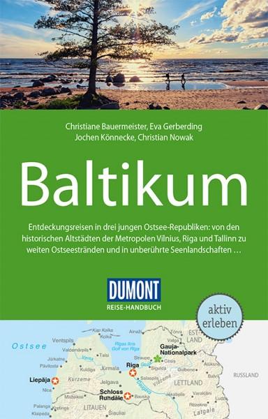 Reise-Handbuch Baltikum