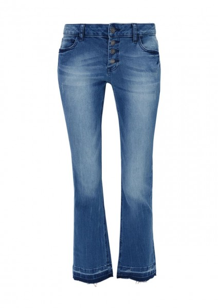 Bootcut ankle Jeans
