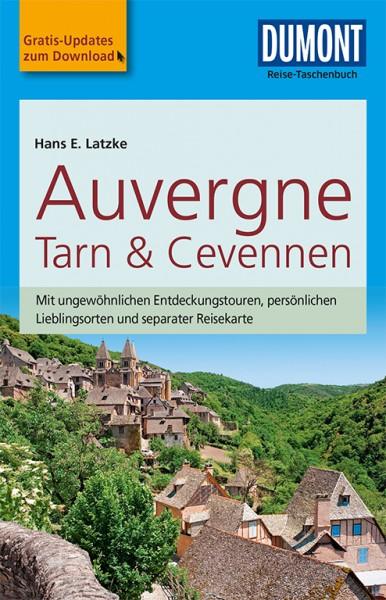 Reise-Taschenbuch Auvergne/Tarn&Cevennen  0