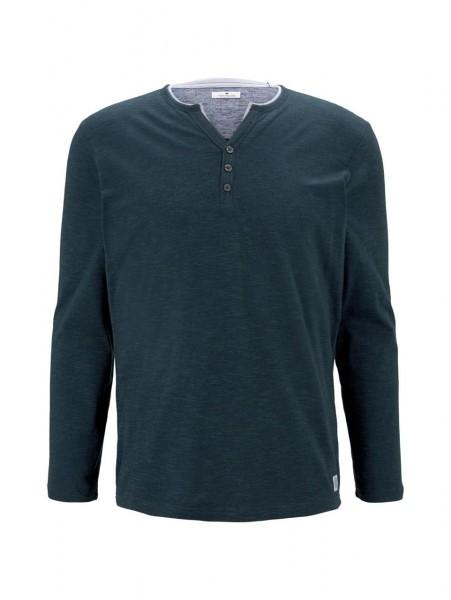 serafino with layered collar