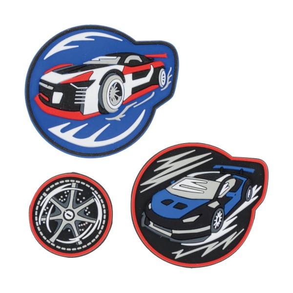 FUNNY SNAPS 3ER RACE CAR