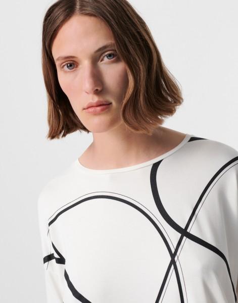 Motiv Shirt Kolario graphic mit 3/4-Arm