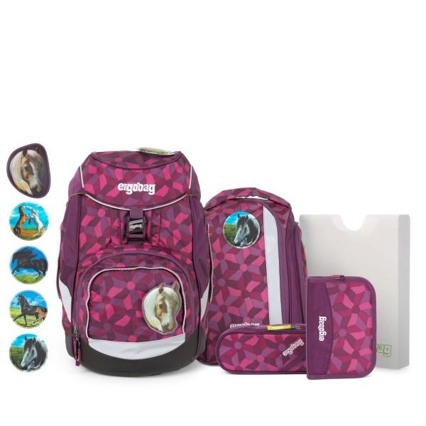 pack Schulrucksack-Set NachtschwärmBär