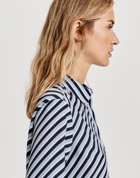 Damen-Bluse Fastine diagonal