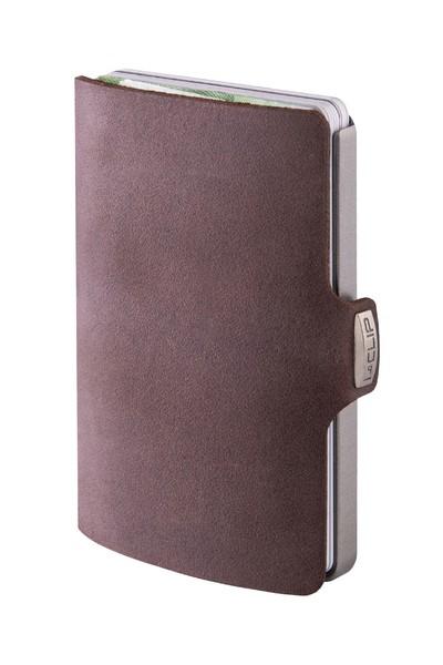 Soft-Touch,silbermetallic braun