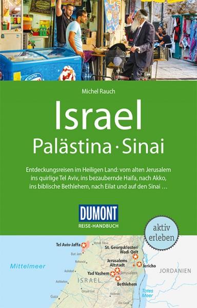 Reise-Handbuch Israel-Palästina-Sinai