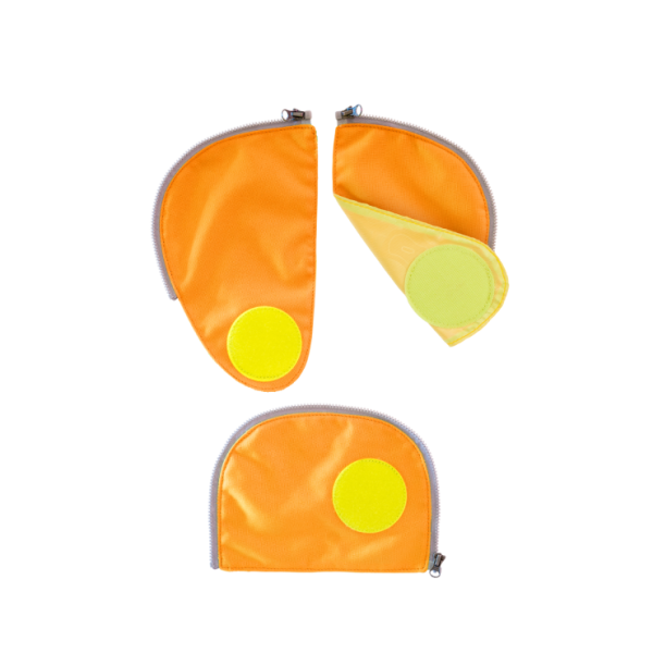 pack/cubo/ cubo light  Sicherheitsset (3-tlg.) Orange