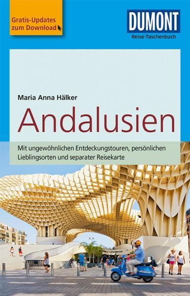 Reise-Taschenbuch Andalusien
