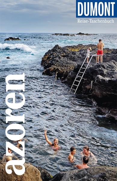 Reise-Taschenbuch Azoren