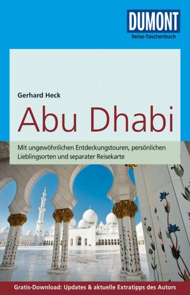 Reise-Taschenbuch Abu Dhabi