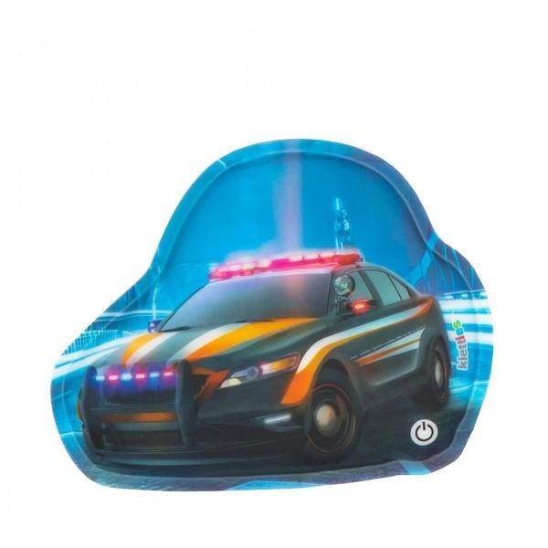 Blinkie-Klettie Polizeiauto