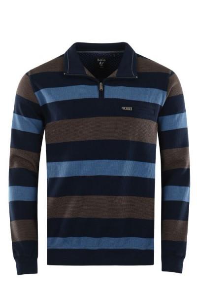 He.- Sweatshirt  Zip