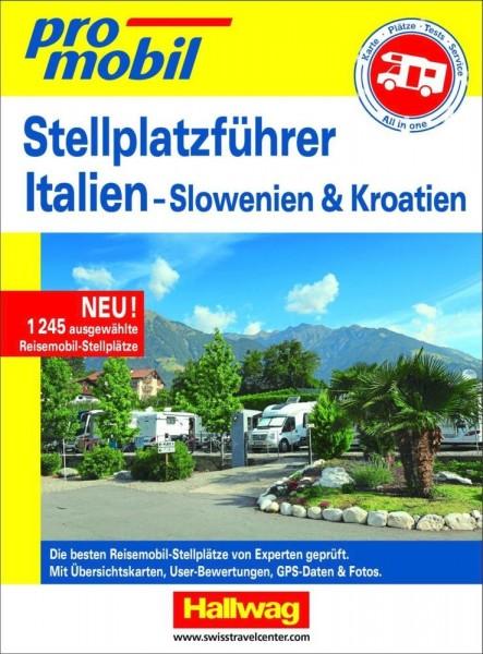 Stellplatzführer Italien-Slowenien-Kroatien
