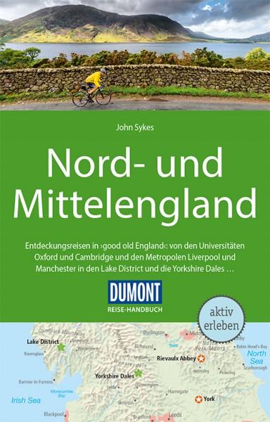 Reise-Handbuch Nord-und Mittel-England