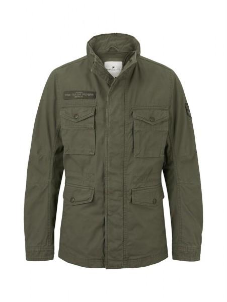 washed field jacket