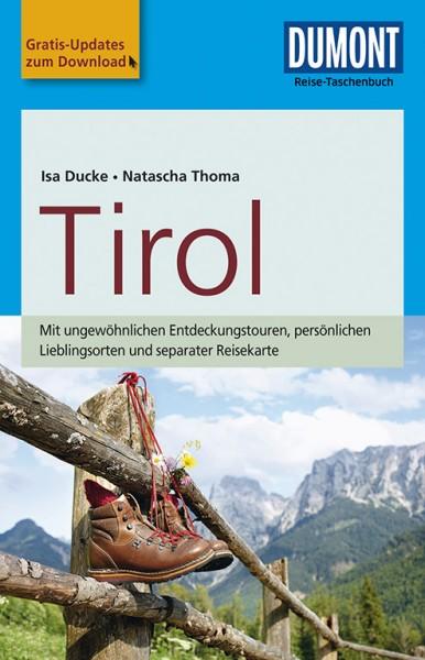 Reise-Taschenbuch Tirol
