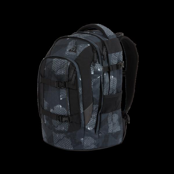 pack-Schulrucksack Infra Grey