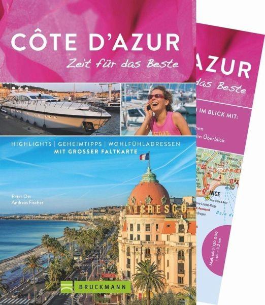 Côte d'Azur – Zeit für das Beste