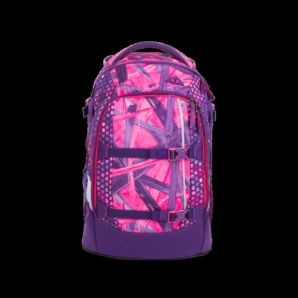 pack-Schulrucksack Candy Lazer