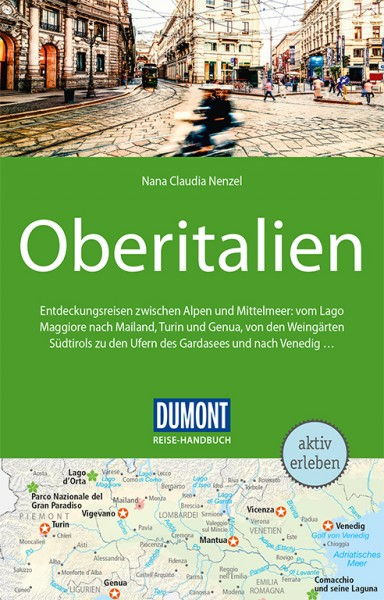 Reise-Handbuch Oberitalien
