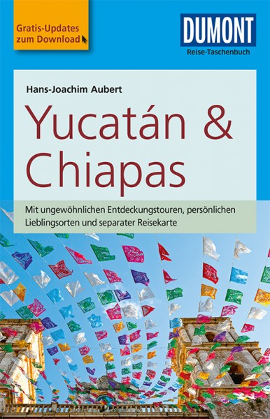 Reise-Taschenbuch Yucatan&Chiapas