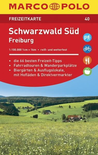 Schwarzwald Süd, Freiburg