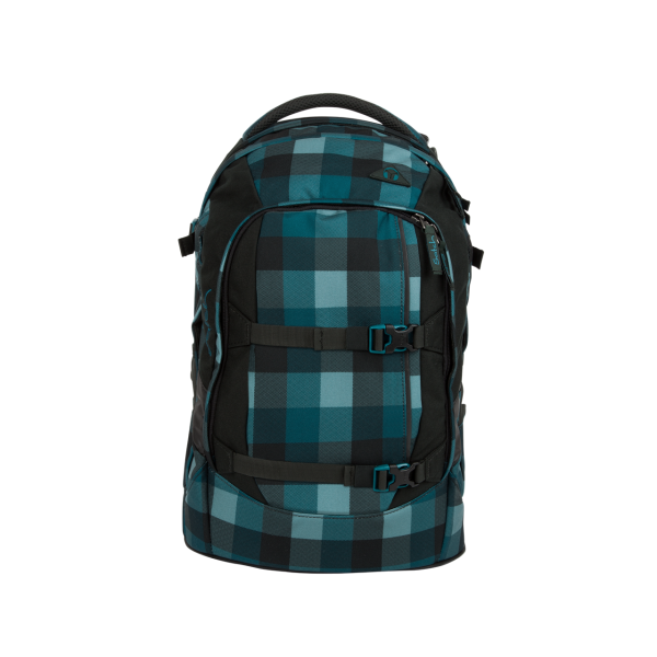 pack-Schulrucksack Blue Bytes