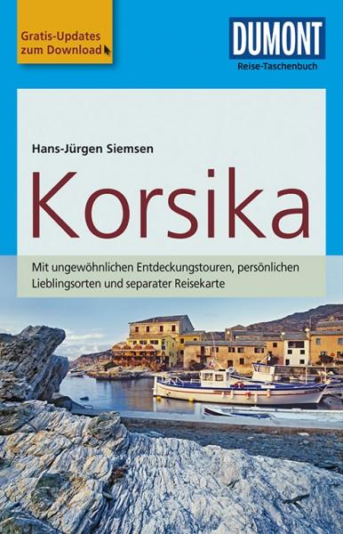 Reise-Taschenbuch Korsika