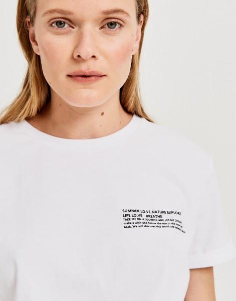 T-Shirt Serz lettering