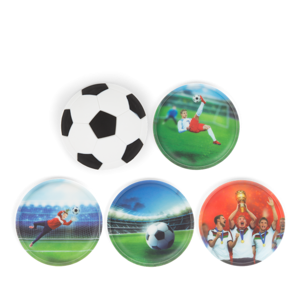 Klettie-Set Soccer